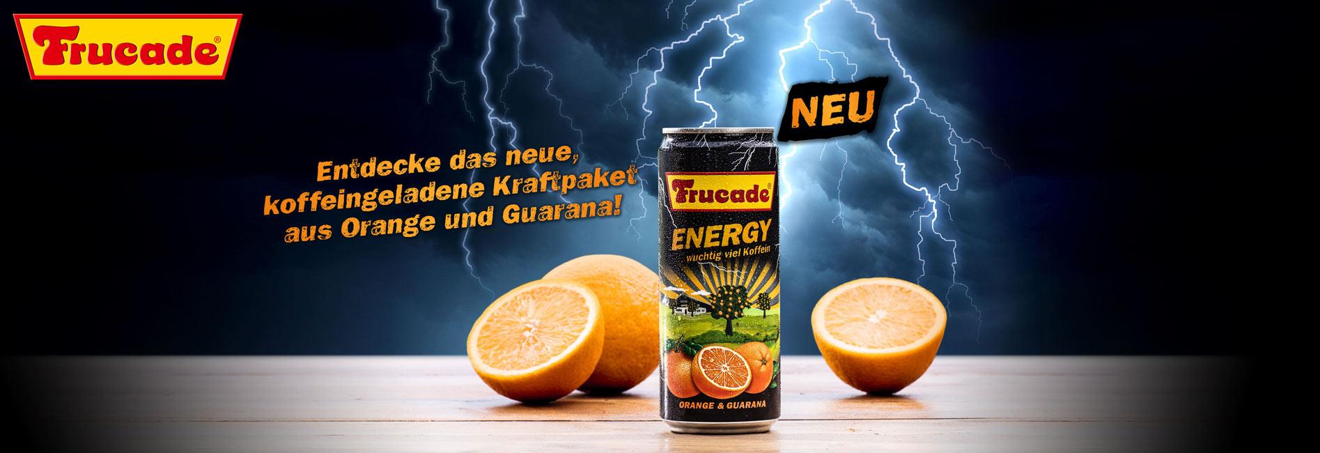 ENERGY kickt Orange!