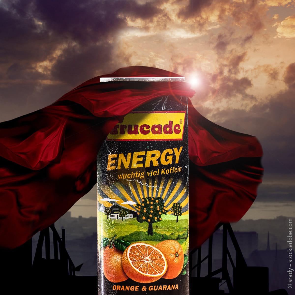 FRUCADE – superkraft